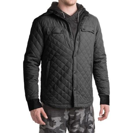 Saga Quilted Jacket (For Men)