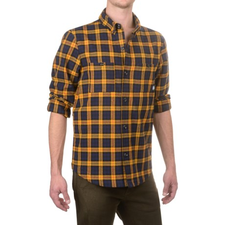 Saga Life Flannel Shirt - Long Sleeve (For Men)