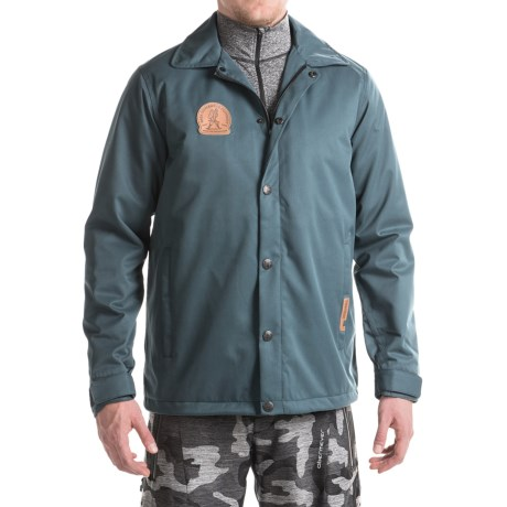 Saga Team Jacket - Waterproof, Insulated (For Men)