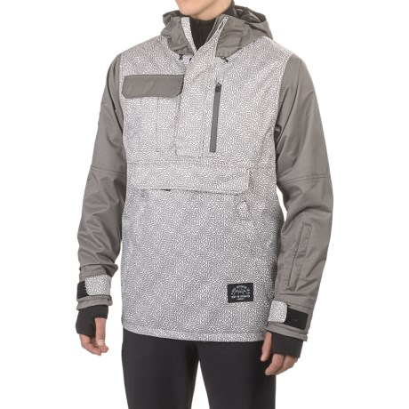 Saga Anomie 2L Jacket - Waterproof, Zip Neck (For Men)