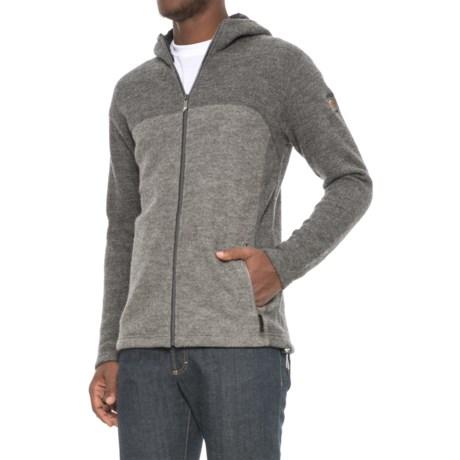 Ivanhoe of Sweden Alvar Hooded Jacket - Boiled Wool (For Men)