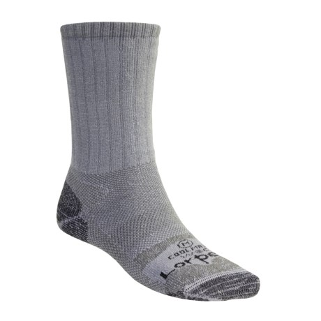 Lorpen CoolMax® Work Socks - Midweight (For Men)