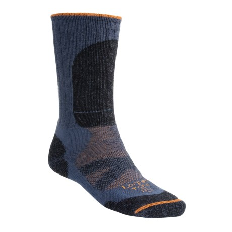 Lorpen Primaloft®-Merino Wool Hiker Socks - Midweight (For Men and Women)