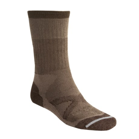 Lorpen Merino Wool Hiker Socks - Midweight (For Men and Women)