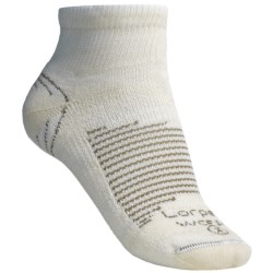 Lorpen Walking Socks - Silk-CoolMax® FX (For Women)