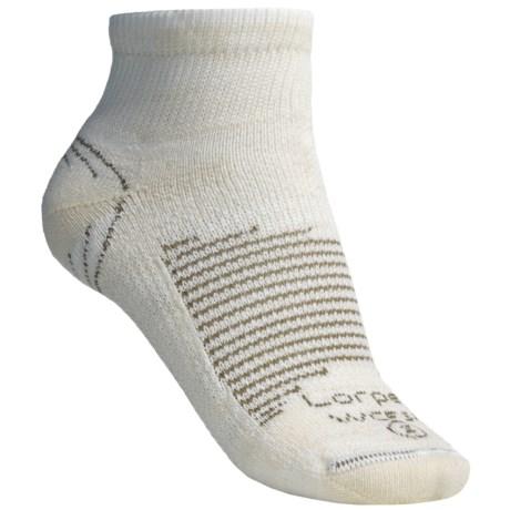 Lorpen Walking Socks - Silk-CoolMax® FX (For Women)