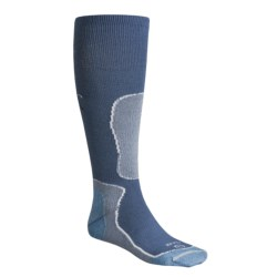 Lorpen PrimaLoft® Yarn Lightweight Ski Socks - Over-the-Calf (For Men and Women)