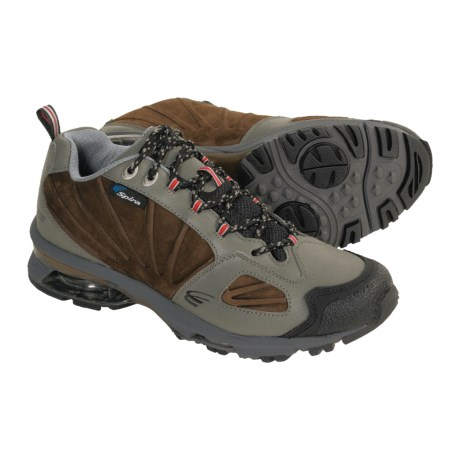 Spira Azimuth Low Hiking Shoes - Leather (For Men)