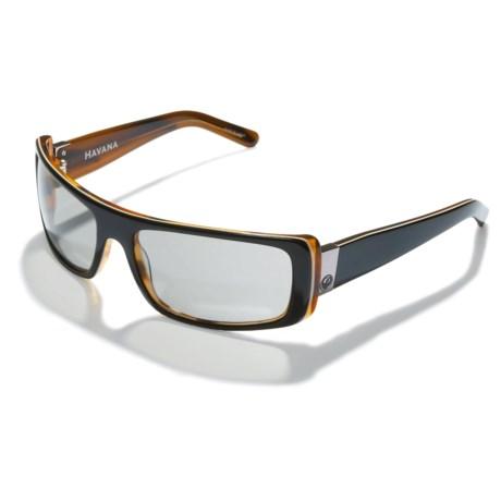 Dragon Optical Havana Sunglasses