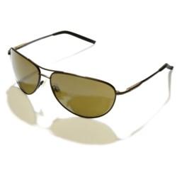 Serengeti Napoli Sunglasses - Polarized, Photochromic Glass Lenses