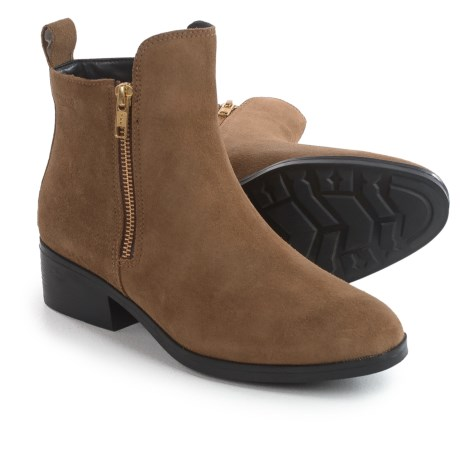 Cougar Connect Silky Suede Boots - Waterproof (For Women)