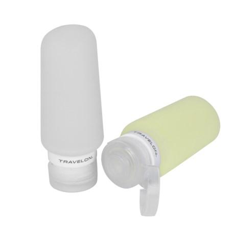 Travelon Smart Tubes - 3 oz., Set of 2