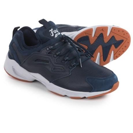 Reebok Fury Adapt Winter Sneakers - Leather (For Men)