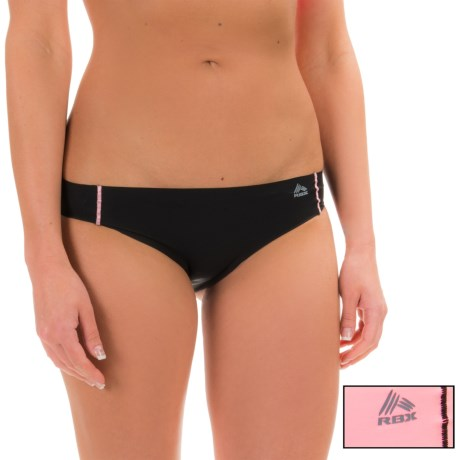 RBX Edge No-Show Hipster Panties - 2-Pack (For Women)