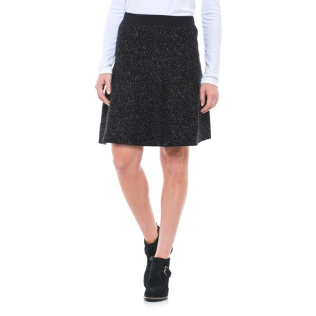 Cynthia Rowley Mini Geo Pattern Skirt - Cotton Blend (For Women)
