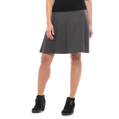 Adrienne Vittadini Flare Hem Skirt (For Women)