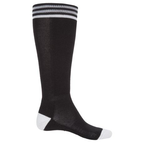 Bula Headwear and Accessories Bula Thermal 200 Cushioned CBall Ski Socks - Over the Calf (For Men and Women)