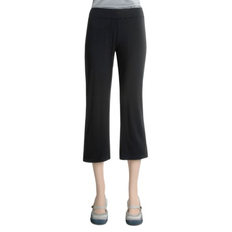 Julianna Rae Satori Contour Crop Pants - Modal (For Women)