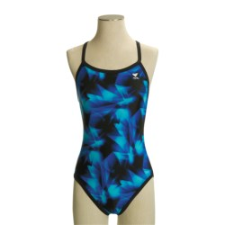 TYR Marinus Diamondback Swimsuit - 1-Piece, Reversible (For Women)