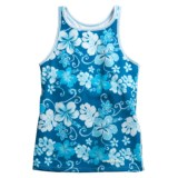 Skirt Sports Trikini Tank Top -  Shelf Bra (For Women)