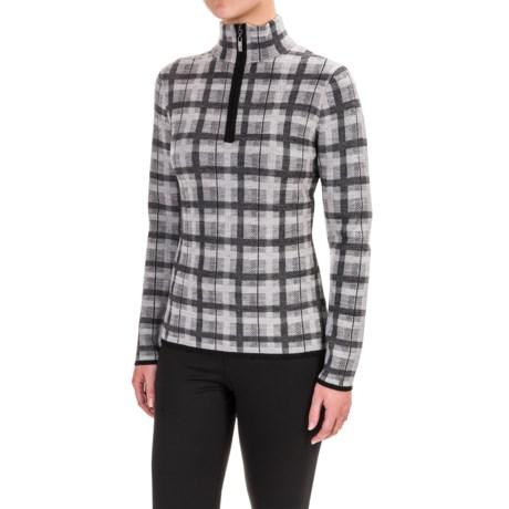 Neve Kate Sweater - Merino Wool, Zip Neck (For Women)