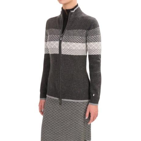 Neve Grace Cardigan Sweater - Merino Wool (For Women)