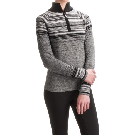 Neve Ashley Sweater - Merino Wool, Zip Neck (For Women)