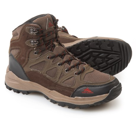 High Sierra Prime Hiking Boots - Suede (For Men)