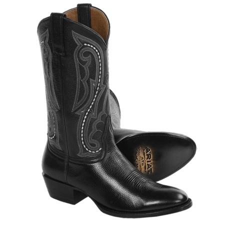 Ariat Scottsdale Boots - R-Toe (For Men)
