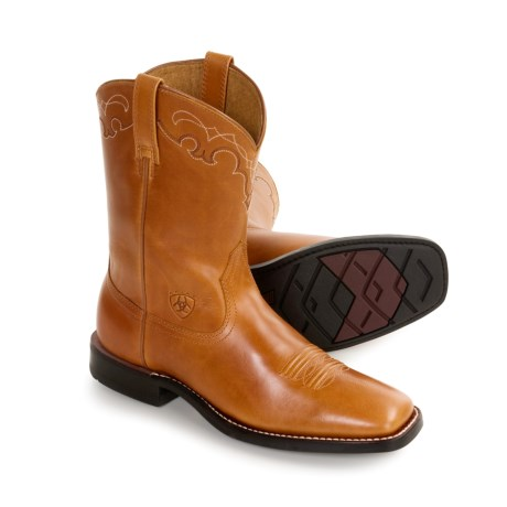 Ariat Blackwater Cowboy Boots - Leather (For Women)