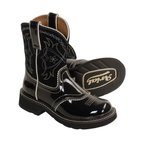 Ariat Fatbaby Patent Boots (For Women)