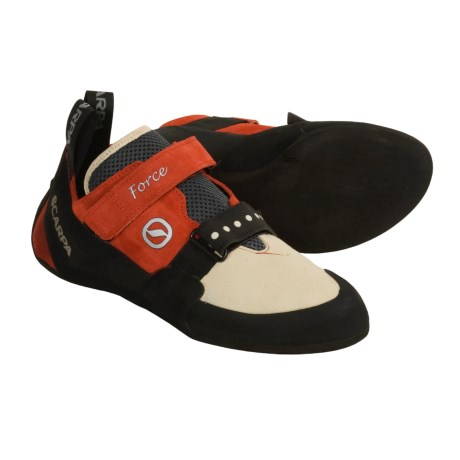 Scarpa Force Climbing Shoes (For Men)