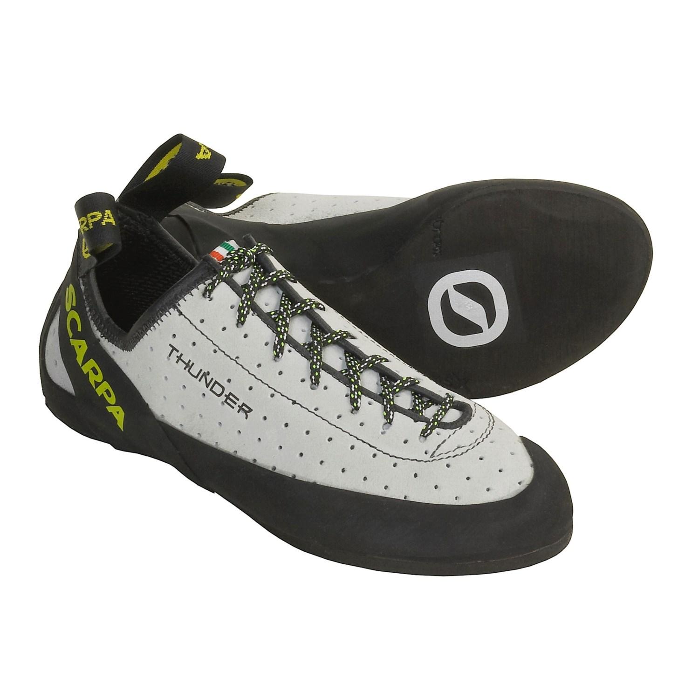 Scarpa Thunder Climbing Shoes  Images Scarpa S Thunder Shoe At Moosejaw Scarpa Thunder