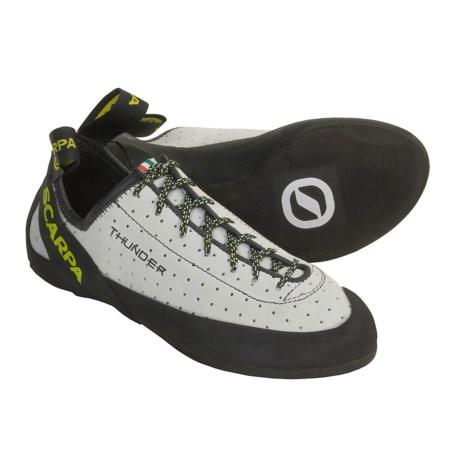 Scarpa Thunder Climbing Shoes (For Women)