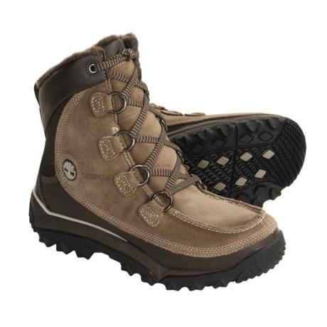 Timberland Rime Ridge Boots - Waterproof, Insulated (For Women)