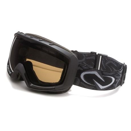 Native Eyewear Siege Snowsport Goggles - Interchangeable Lens