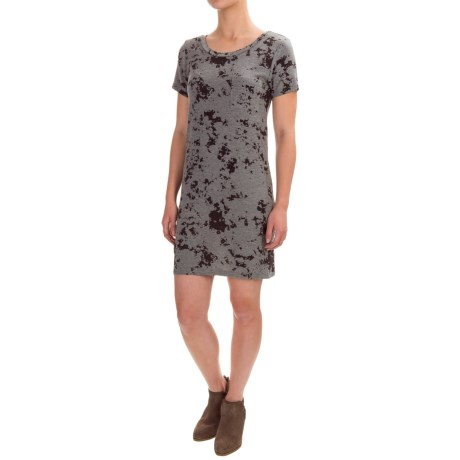 Threads 4 Thought Dina Dress with Chest Pocket - Modal, Short Sleeve (For Women)