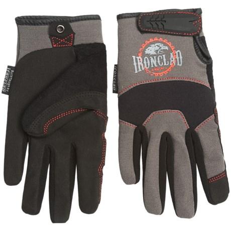 Ironclad Redline Workhorse Gloves (For Men)