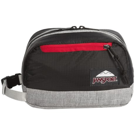 JanSport Wedge DL Toiletry Bag