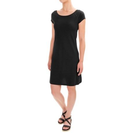 Workshop Dress es A-Line Jersey Dress - Short Sleeve (For Women)