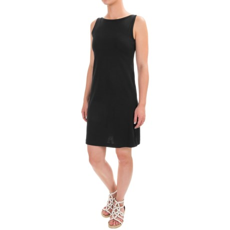 Workshop Dress A-Line Jersey Dress - Sleeveless (For Women)