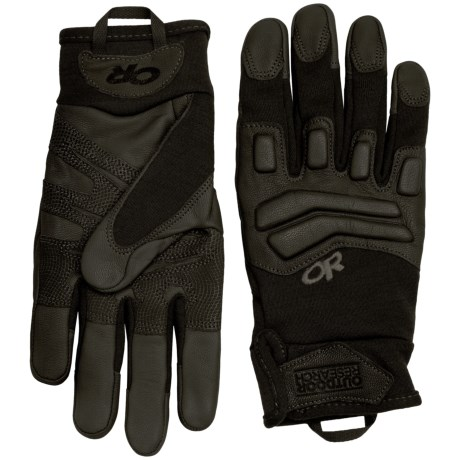 Outdoor Research Firemark Gloves - Goat Leather (For Men and Women)