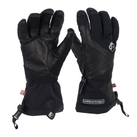 Outdoor Designs Denali Gloves - Waterproof, insulated (For Men and Women)