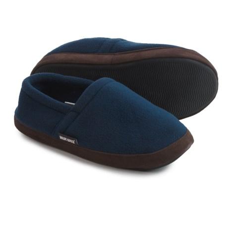 Muk Luks Fleece Slippers (For Men)