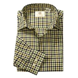 Viyella Check Sport Shirt -  Cotton-Merino Wool, Long Sleeve (For Men)