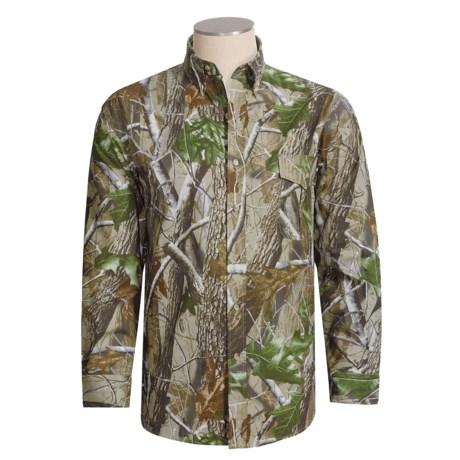 Bob Allen Shooting Shirt - Long Sleeve (For Men)