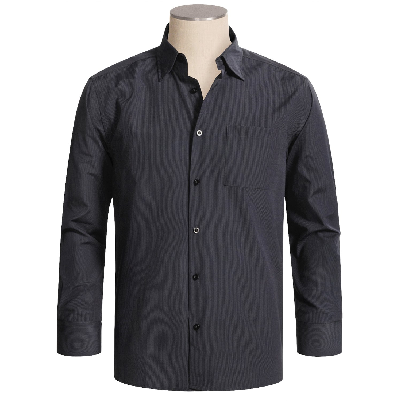 Andrew Fezza Woven Shirt For Men 2344v Save 48