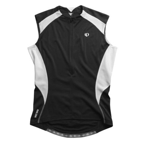 Pearl Izumi P.R.O. Cycling Jersey - Zip Neck, Sleeveless (For Women)