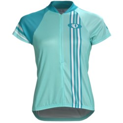 Pearl Izumi Limited Edition Cycling Jersey - Three-Quarter Zip, Short Sleeve (For Women)