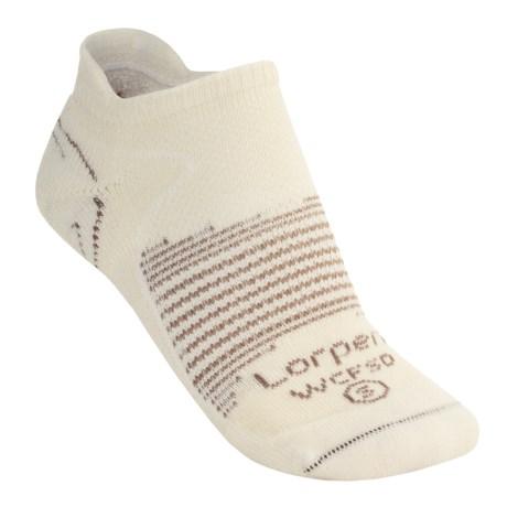 Lorpen Mini Walking Socks - Silk-CoolMax® FX (For Women)